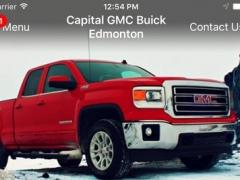 Capital GMC Buick Edmonton DealerApp 3.0.5200 Screenshot
