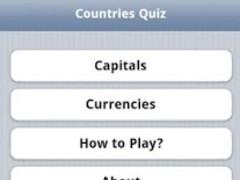 Capitals & Currencies 1.2 Screenshot