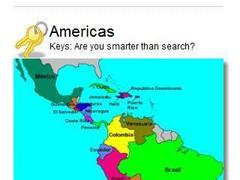Capitals of the Americas (Keys 5.0 Screenshot
