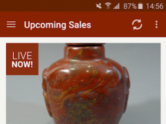Capitoline Auction Gallery 1.1 Screenshot