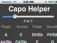 Capo Helper 2.3.300 Screenshot