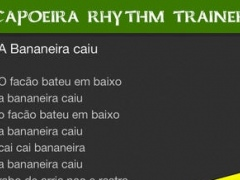 Capoeira Rhythm Trainer - beautiful Brazilian dance drum beatmaker 1.4 Screenshot