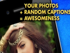 Capption - Add Funny Random Captions To Your Instagram Pictures 1.0.2 Screenshot
