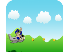 Captain Airplane To Adventures 1.0 Screenshot