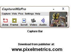 CaptureWizPro Screen Capture 6.1 Screenshot