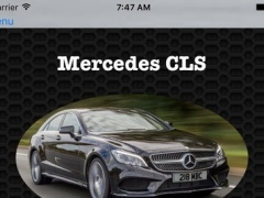 Car Collection for Mercedes CLS Edition Photos and Video Galleries FREE 3.0.282 Screenshot