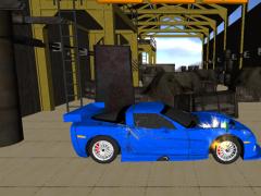 Car Crash 3D - Scratch n Dent 1.1 Screenshot