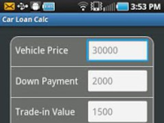 Car Loan Calc 1.0 Screenshot