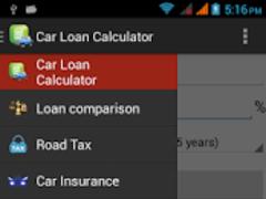 Car Loan Calculator (Malaysia) 1.3.5 Screenshot