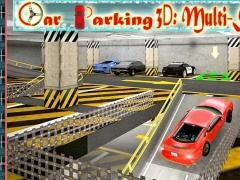 Car Parking 3d: Multi Storey 1.0.3 Screenshot