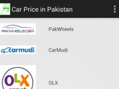 Car Price in Pakistan 2.2 Screenshot