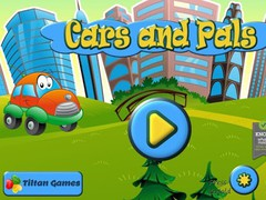 Cars for Kids: Puzzle Games 2.0.4 Screenshot