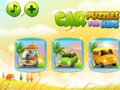 Car Puzzles For Kids 1.0 Screenshot