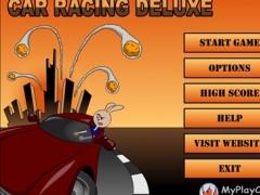 Car Racing Deluxe 3.1 Screenshot