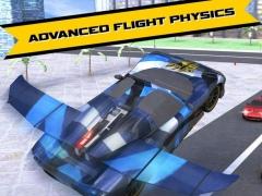 Car Racing Real Flying game 1.0 Screenshot