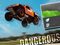 Car Stunt Racing 3D – Drive your Stunt Car to perform amazing stunts in this Driving Simulator 2 Screenshot