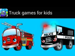 Car truck games for kids free 1.4 Screenshot