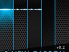 CARBON Go Launcher Ex Theme 0.2 Screenshot