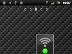 Carbon Wifi widget 1.0 Screenshot