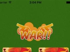 Card Game: WAR 1.0 Screenshot