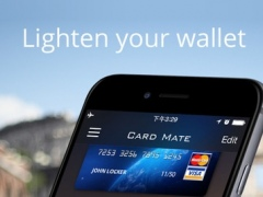 Card Mate - credit cards wallet & QR Free Download