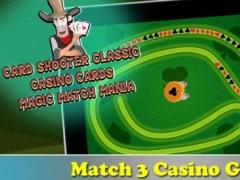 Card Shooter Classic - Casino Cards Magic Match Mania 1.0 Screenshot