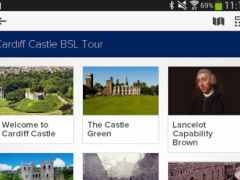Cardiff Castle - BSL Tour 1.1 Screenshot