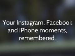 Cardwheel - your social history 3.3.2 Screenshot