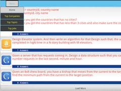 Careercup (Interview Qs) 3.0 Screenshot