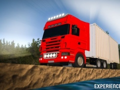 Cargo Trailer Transport Truck: Grand Truck Driving 2.5 Screenshot