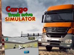 Cargo Truck Drive Simulator 1.0 Screenshot