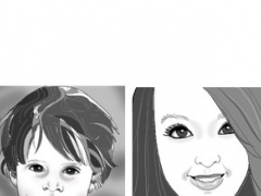 Caricature Booth 1.4 Screenshot
