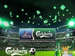 Carlsberg Real Fans 1.1 Screenshot