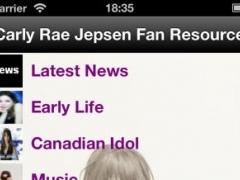 Carly Rae Jepsen Fan Resource 1.10 Screenshot