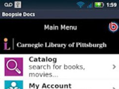 Carnegie Library of Pittsburgh 4.5.110 Screenshot