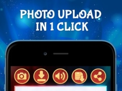 Carnival Slanted Mirror - Share And Socialize Pro 1.0 Screenshot