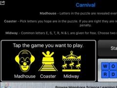 Carnival - The Word Games 1.0 Screenshot