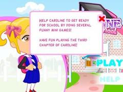 Carolina goes to school 1.0 Screenshot