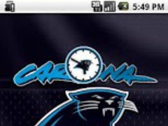 Carolina Panthers Theme 1.0.3 Screenshot