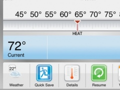 Carrier Wi-Fi Thermostat 2.3.4 Screenshot