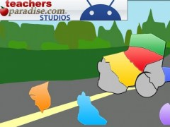 Cars & Trucks Kids Puzzle Game 11 Screenshot