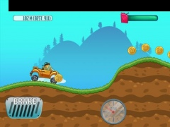 Review Screenshot - Hill Climber – The Ultimate Test of Your Car Driving Skills