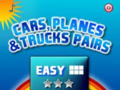 Cars, Planes and Trucks Pairs 10.0 Screenshot
