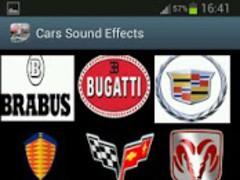 Cars Sound Effects 1.0 Screenshot