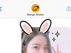 Cartoon Face Maker - Mango Sticker 1.0 Screenshot