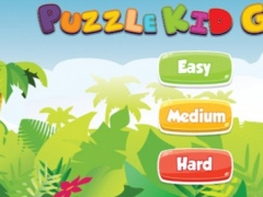 Cartoon Jigsaw Puzzle Kids Game for Animal Jungle 1.0 Screenshot