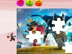 Cartoon Jigsaw Puzzles Box for Lego Batman 1.0 Screenshot