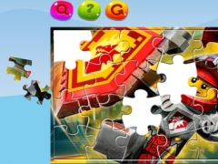 Cartoon Jigsaw Puzzles Box for Nexo Knights 1.0 Screenshot