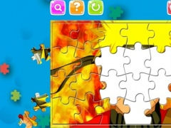 Cartoon Puzzle – Jigsaw Puzzles Box for Naruto - Kids Toddler and Preschool Learning Games 1.0 Screenshot