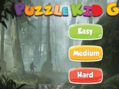 Cartoon the Jigsaw Puzzle Good Kids Dinosaur 1.0 Screenshot